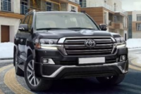 Land Cruiser 200 2016,2017 EXECUTIVE